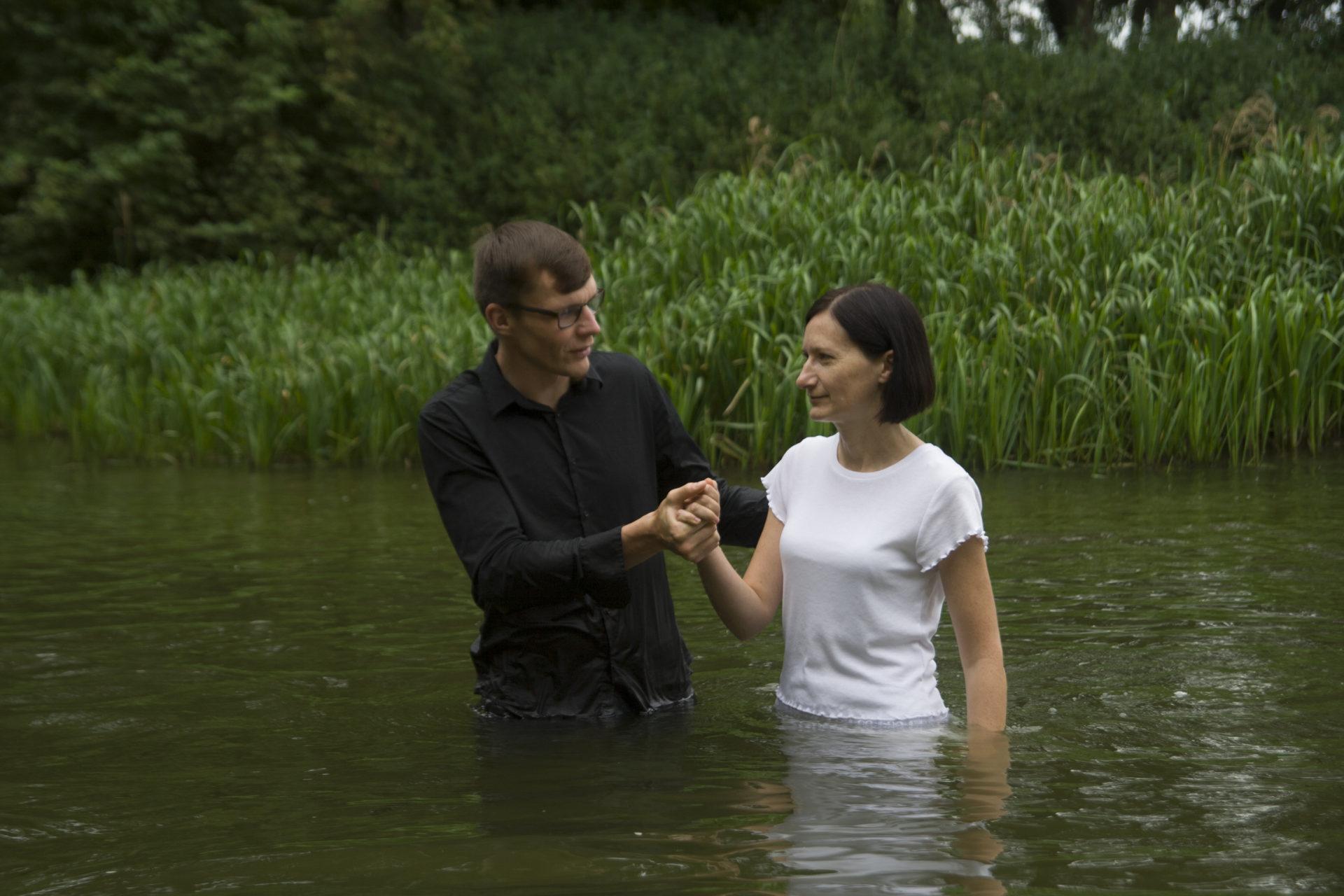 Kolejny chrzest tego roku